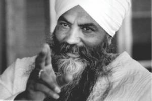 Palestra de Yogi Bhajan – Seja você!