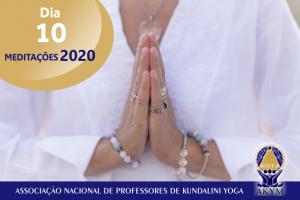 Meditações 2020<BR>Dia 10