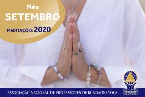 Meditações 2020<BR>Setembro